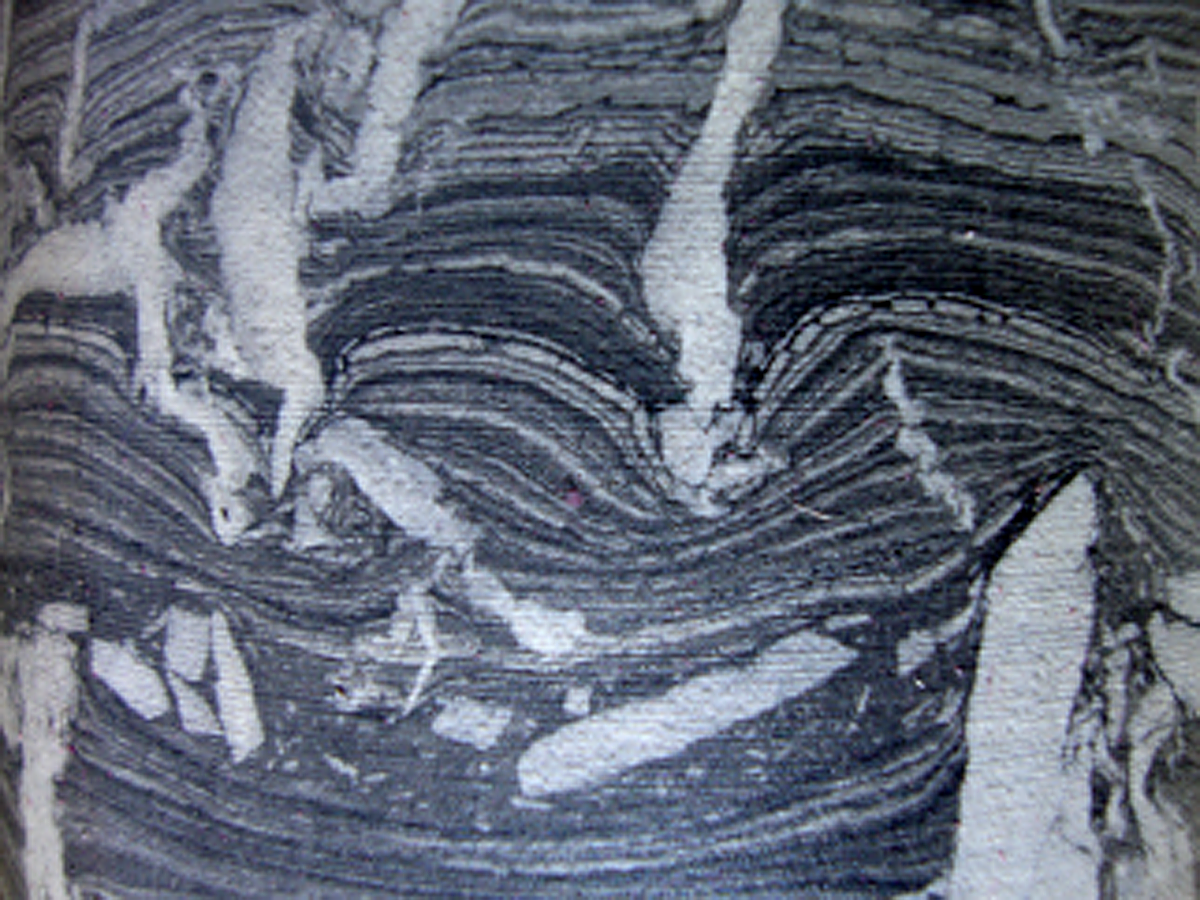 Molar-tooth structure from the Mesoproterozoic Atar Formation, Mauritania
