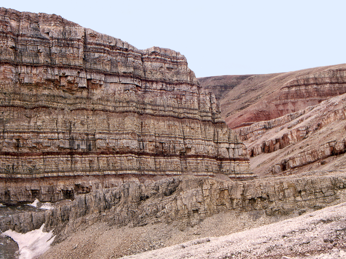 Late Mesoproterozoic strata of the Bylot Supergroup, northern Baffin Island