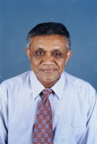 G. Shanmugan Honored
